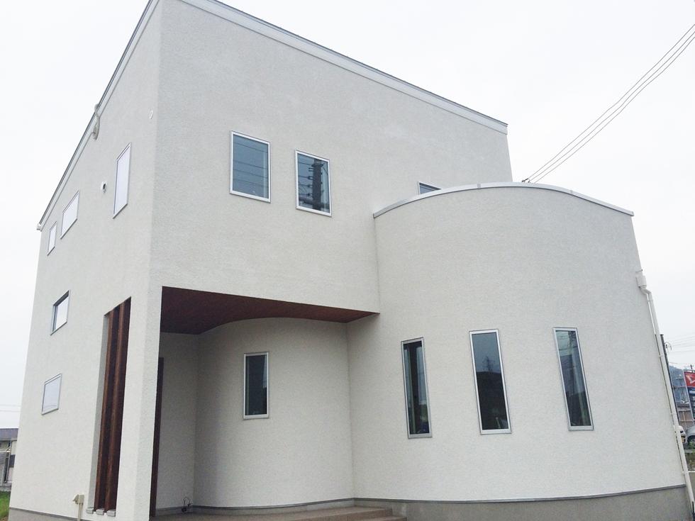 堂本6号地モデルハウス
